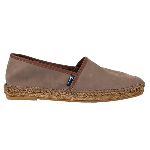 Gaimo - Alpargatas para Hombre Marrón marrón: Amazon.es: Zapatos y complementos