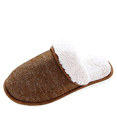 Pantoffeln Hausschuhe Wärme Hirolu Winter Plüsch Baumwolle CBoWrxed