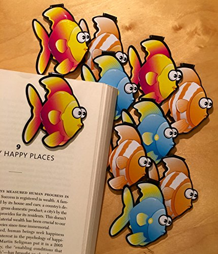 fish bookmark - 3