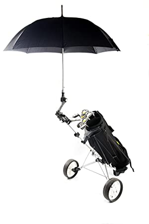 Deki Dry & Go soporte ajustable de paraguas para carros de golf, bebé /Cochecitos
