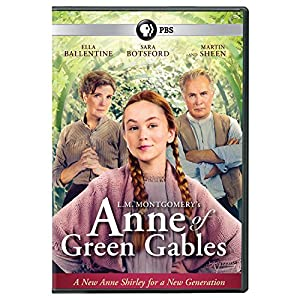 L M Montgomery S Anne Of Green Gables Dvd 2016 Amazon