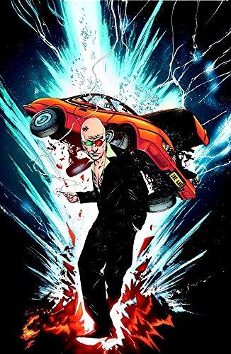 Transmetropolitan, Vol. 3: Year of the Bastard by DC Comics