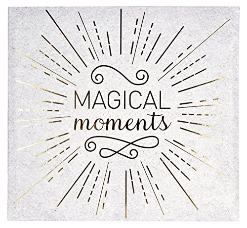 MCS MBI 13.5x12.5 Inch Magical Moments Theme Scrapbook Album with 12x12 Inch Pages (860138) by MCS