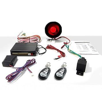 Tradeshoptraesio® - Alarma antirrobo universal para coche ...