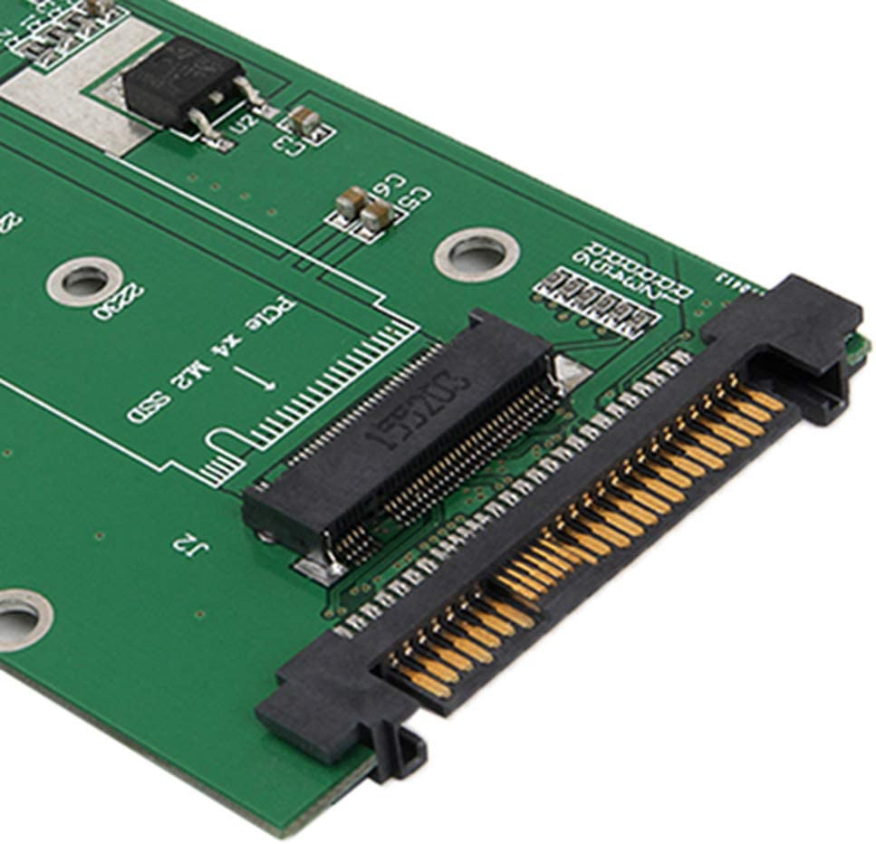 MagiDeal SFF-8639 U.2 to NGFF M.2 M-Key SSD Adapter Card Support 2230-2280