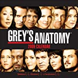 Grey's Anatomy 2009 Calendar