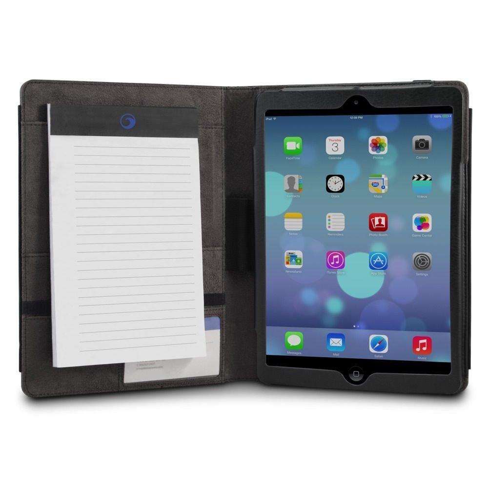 Amazon.com: MarBlue inScribe Case for iPad Air - Black (AJIN11 ...