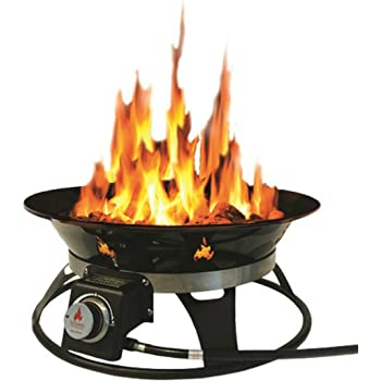 Amazon.com : Outland Firebowl 893 Deluxe Outdoor Portable ... on Outland Gas Fire Pit id=25103