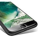 Pellicola Vetro Temperato iPhone 8 Plus / 7 Plus, Coolreall 9H Durezza Ultra Resistente Pellicola Vetro per iPhone 8 Plus / 7 Plus [0,25mm HD Alta trasparente]