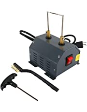 YaeTek Electric Rope Cutter - Hot Knife Thermal Blade for Paracord Cord Flat Braid Fabric Webbing Belting Ribbon – Electronic Bench Mount - 120V 30W