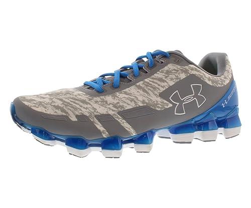 new arrival 7b819 f752d Under Armour Men's UA Scorpio Running Sneakers (13, Steel ...