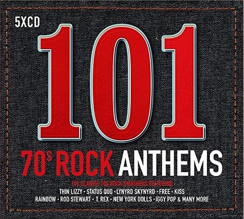 101 70s Rock Anthems / ()