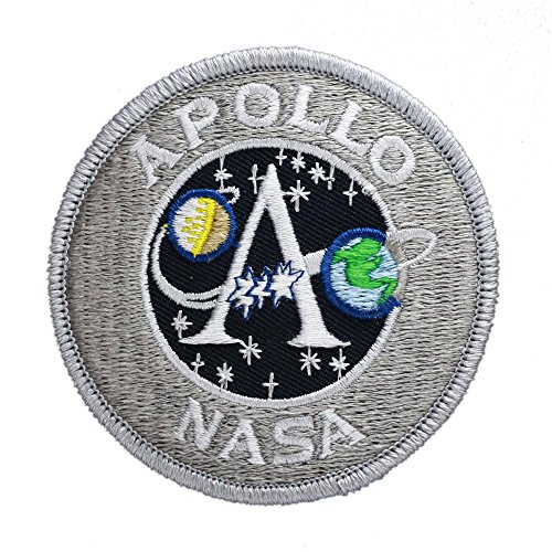 Apollo Program Patch Official Nasa Edition