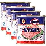 梅林 午餐肉 1360g(340g*4)(亚马逊自营商品, 由供应商配送)