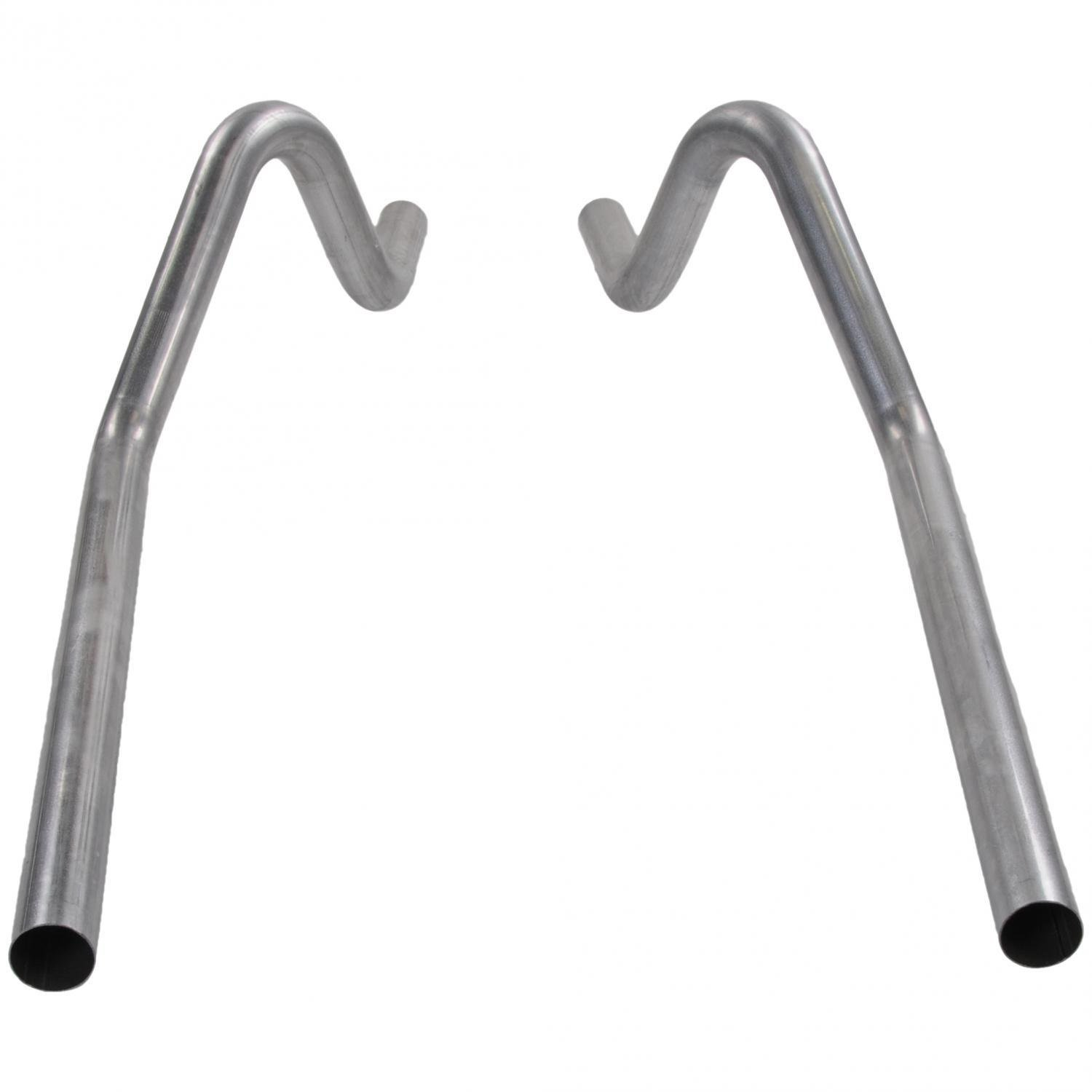 Rear Exit Flowmaster 15807 Prebend Tailpipes 2.50 in Pair