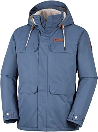 Columbia South Canyon Chaqueta Impermeable, Hombre: Amazon.es ...
