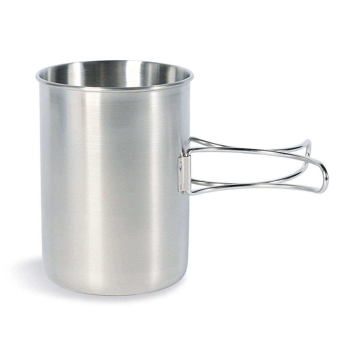 Tatonka Uni Handle Mug 850–Taza, Transparente, 10x 13,5cm TATK5|#Tatonka 4074