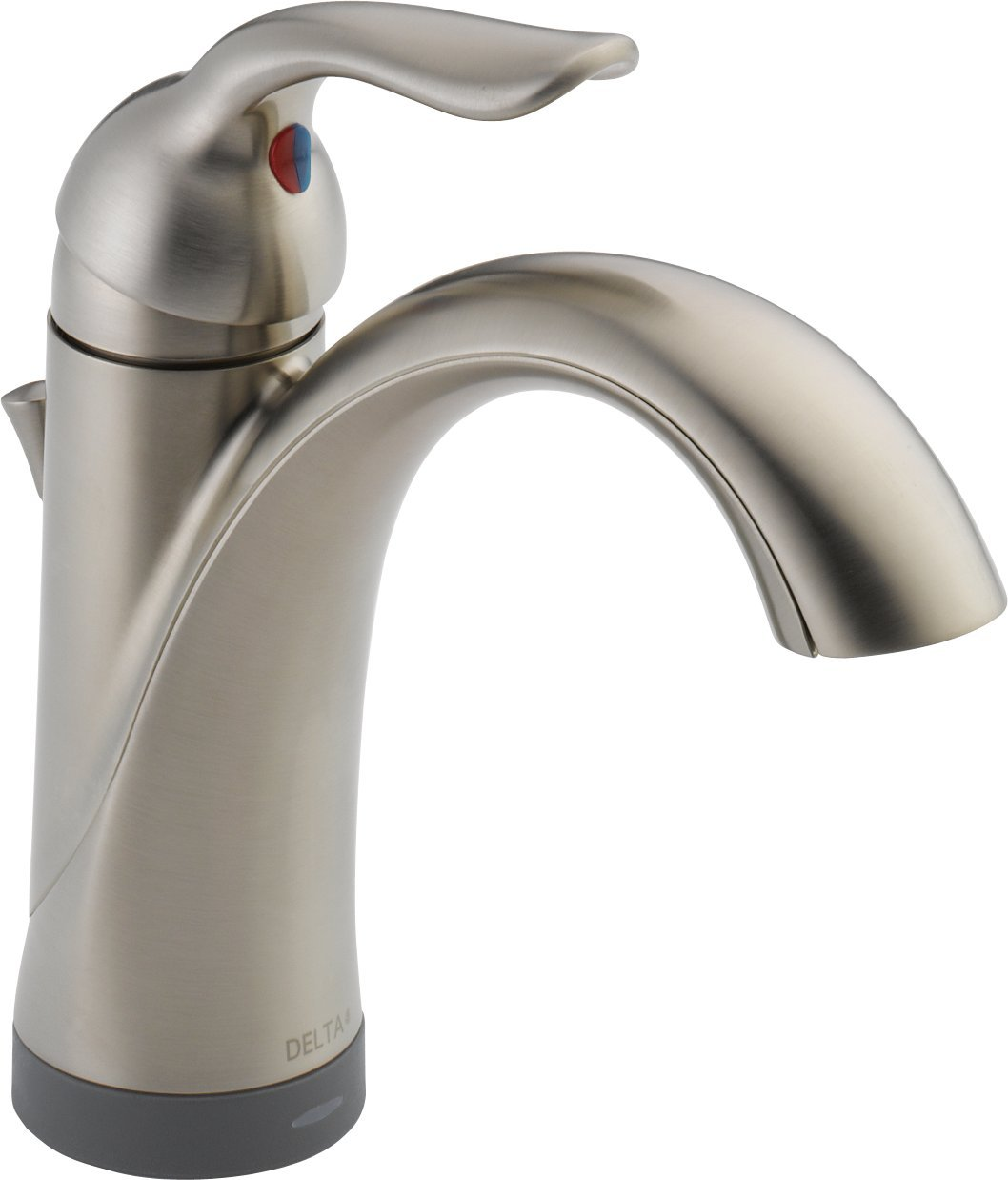 Delta 15938T-SS-DST Lahara Single Handle Bathroom with Touch2O Technology, Stainless