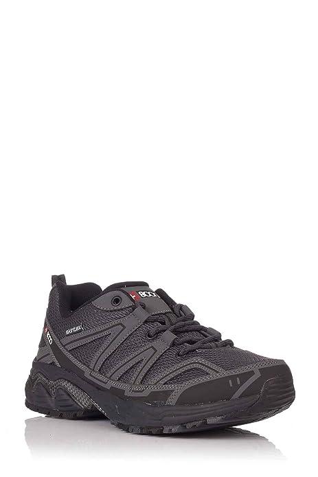 + 8000 Zapatilla Trekking con skintex: Amazon.es: Zapatos y complementos