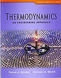Thermodynamics (Asia Adaptation): An Engineering Approach, Yunus A. Cengel, Michael A. Boles, 0071311114