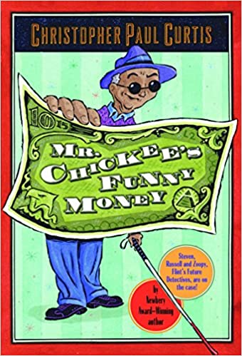 Image result for Mr. Chickee funny money