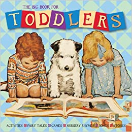 Amazon.com: The Big Book for Toddlers (Big Book of . . . (Welcome ...