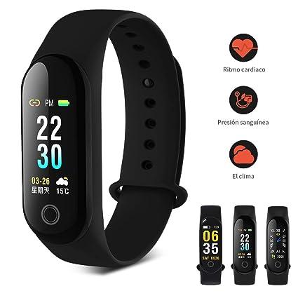 descuento de venta caliente estilo máximo Productos Smartwatch Pulsera Inteligente, Pulsera Reloj Inteligente Smartband IP67  Interfaz dinámica 3D pulsera inteligente medidor de ritmo cardíaco paso ...