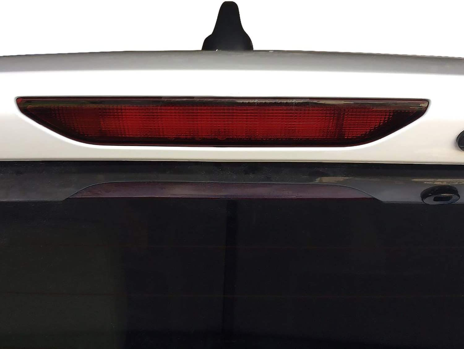 Dark Smoke Bogar Tech Designs Tail Third Brake Light Tint Kit Compatible with and Fits Dodge Durango 2014-2020