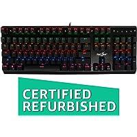 (Renewed) Redgear Invador MK881 Mechanical Keyboard (Black)