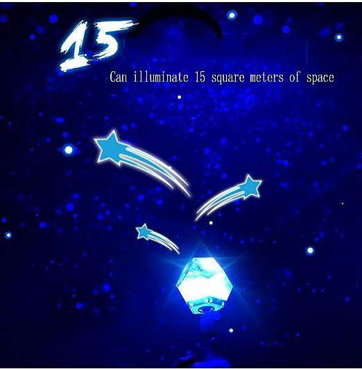 Zywtrade 12 Constelaciones Las Luces del proyector 4 + 7 ...