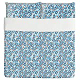 Hawaii Duvet Bed Set 3 Piece Set Duvet Cover - 2 Pillow Shams - Luxury Microfiber, Soft, Breathable