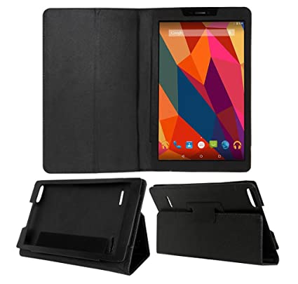 huge discount 68358 c232c Acm Executive Flip Flap Case for Micromax Canvas Tab P680 Tablet Cover Black