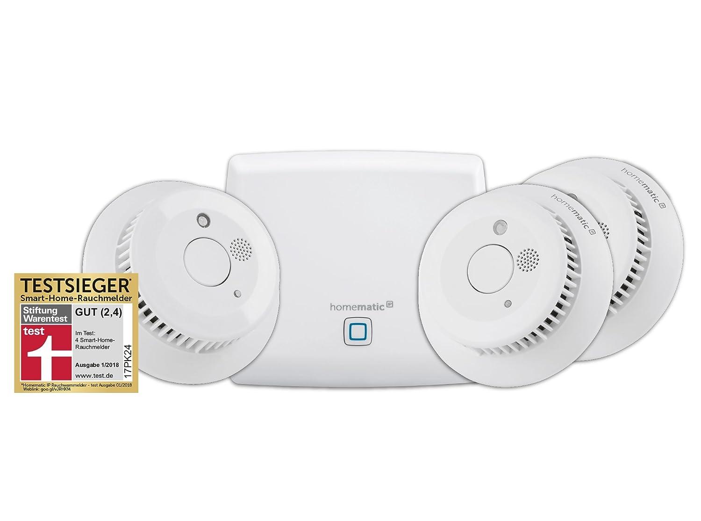 Homematic IP 150788A0 QQQQQQQQQQQ, Blanco, estándar: Amazon.es: Bricolaje y herramientas