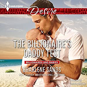 The Billionaire's Daddy Test Audiobook