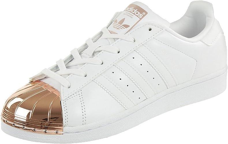 adidas superstar sneakers basses femme