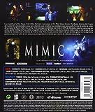 Pack: Mimic (Dvd + Blu-Ray) (Blu-Ray) (Import Movie) (European Format - Zone B2) (2012) Mira Sorvino; Guillerm
