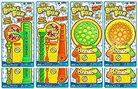 "Ja-Ru Fun Bubbles Assorted Bundle Pack, 12"""
