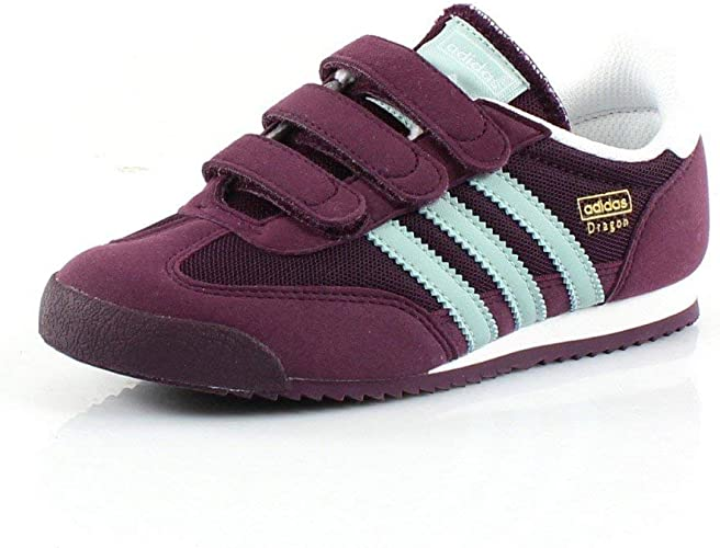 cien Circunferencia compromiso  adidas Dragon CF C Slippers for Child Multicolour Size: 12.5K:  Amazon.co.uk: Shoes & Bags