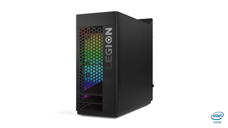 Lenovo Legion T730 3,6 GHz Intel Core i7-9xxx i7-9700K Negro Torre PC - Ordenador de sobremesa (3,6 GHz, Intel Core i7-9xxx, 16 GB, 1256 GB, DVD±RW, ...