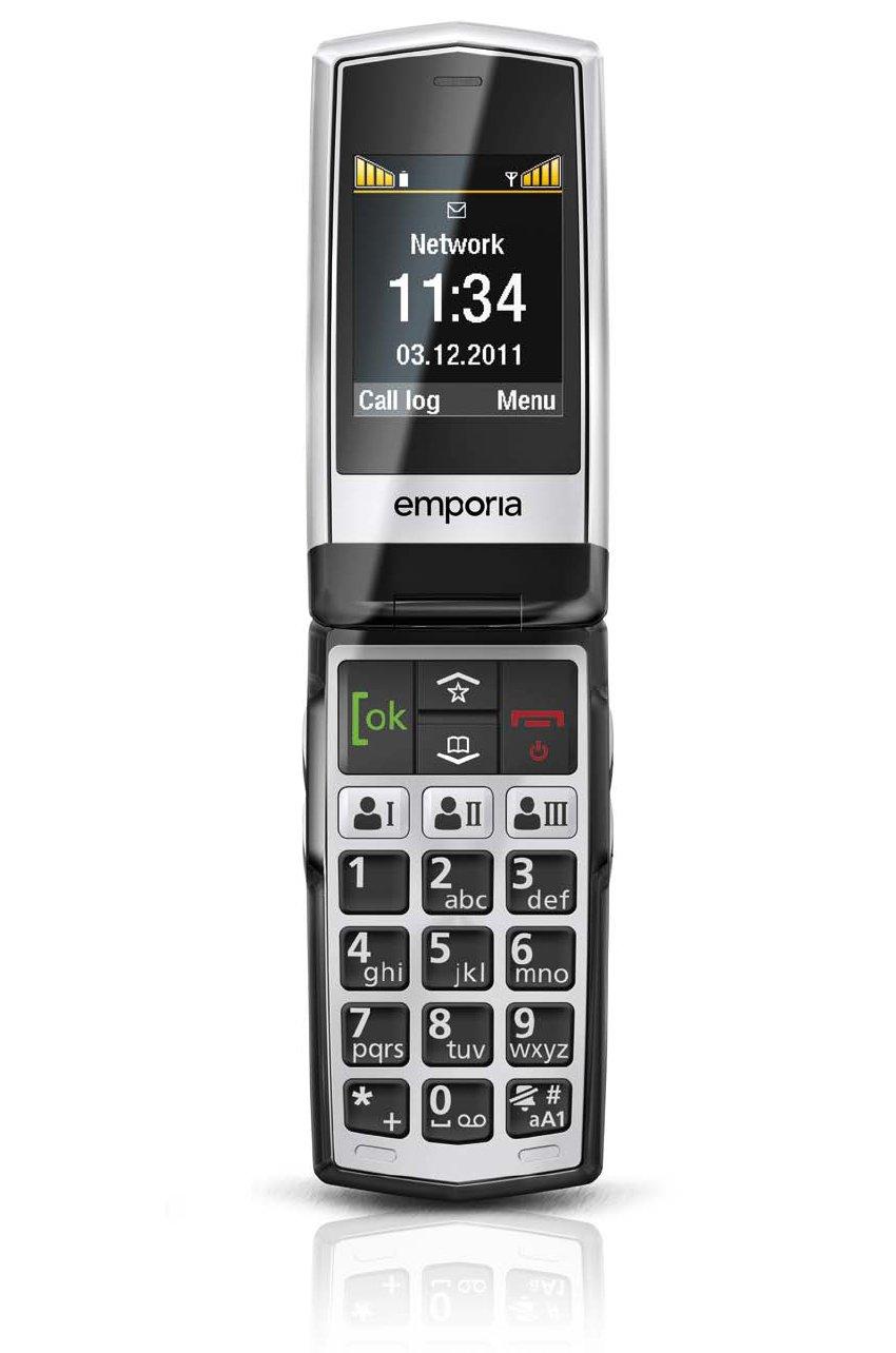 Téléphone GSM EMPORIA CLICK NOIR