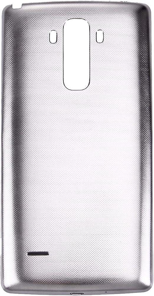 YANSHANG Repuestos para Smartphone Tapa Trasera con Chip NFC for LG G Stylo / LS770 / H631 y G4 Stylus / H635 (Gris) Partes de refacción (Color : White): Amazon.es: Electrónica