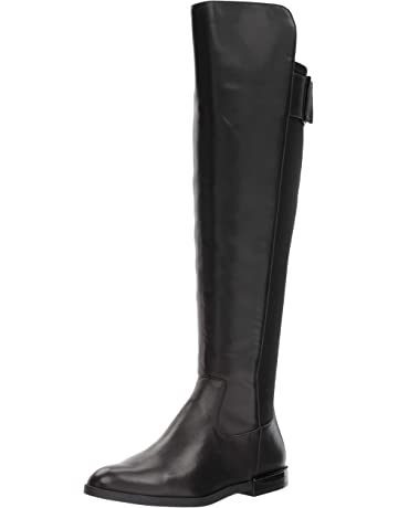 3dab6f793ebb Calvin Klein Women s Priya Over The Over The Knee Boot