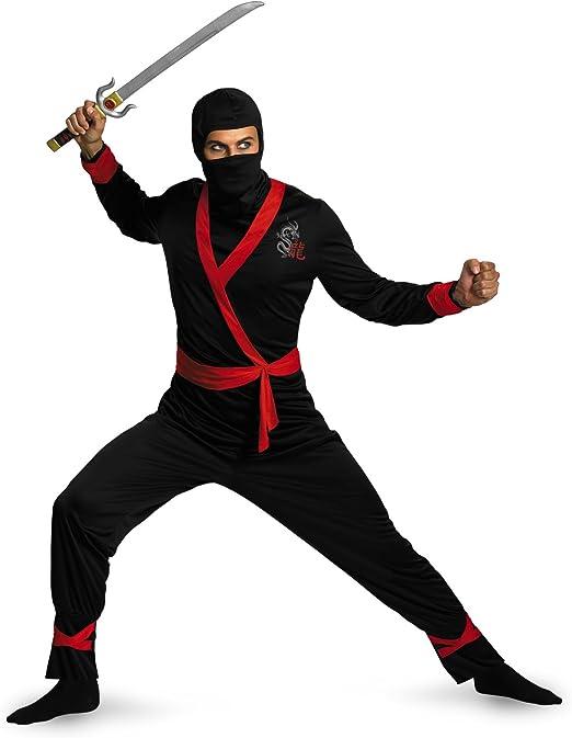 Amazon.com: Disguise - disfraz de maestro ninja, para hombre ...