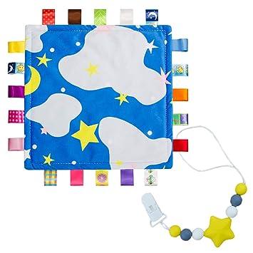 Amazon.com: Manta de seguridad para bebés, manta de ...