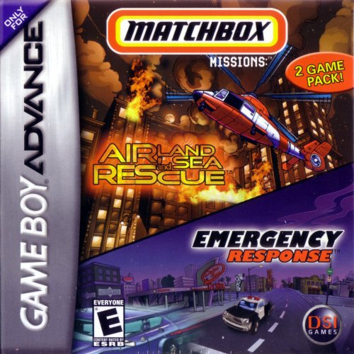 Misiones de Matchbox