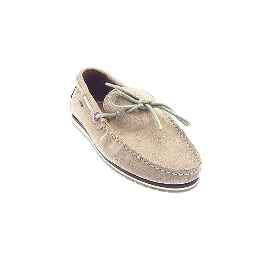 773fc3b2fa1 Nautico Tommy Hilfiger Nate 5B Camel  Amazon.es  Zapatos y complementos