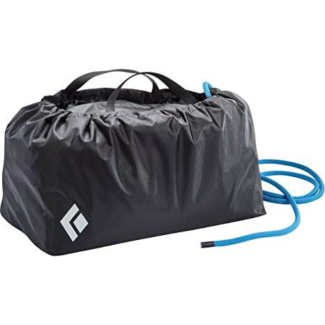 cf766232c Amazon.com : Black Diamond Full Rope Burrito Bag - Black : Sports ...