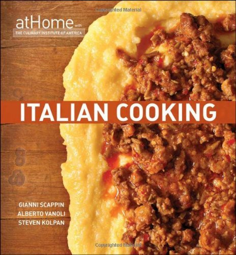 Italian Cooking at Home with The Culinary Institute of America (Best Food To Sell At School)