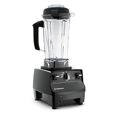 Vitamix Standard Programs Blender, Professional-Grade, 64oz. Container, Black (Certified Refurbished)