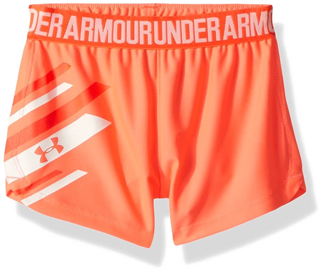 Brillance Under Armour Girls Little Play Up Short 5